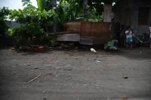 Humo emanó del suelo en Masagua