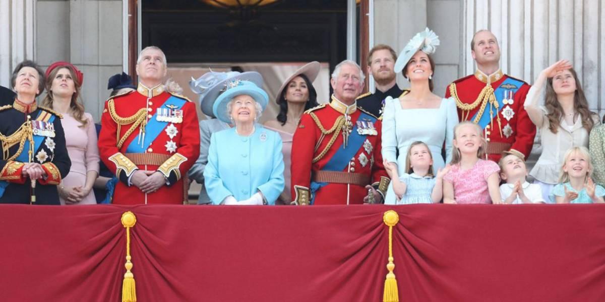 Reina Isabel II celebra su cumpleaños 92 con nuevos invitados, entre ellos Meghan Markle (Fotos)