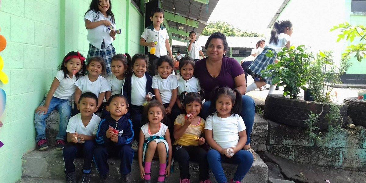 """""""Ayúdenme a encontrar a mis pollitos"""", el clamor de una maestra tras la tragedia"""