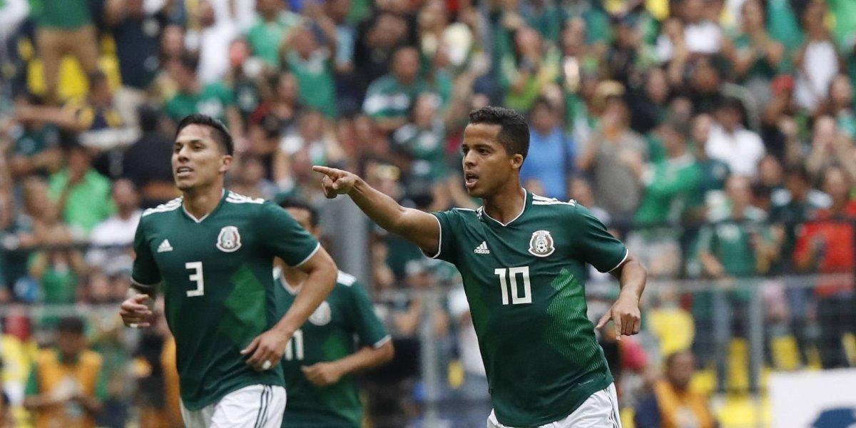 La México de Osorio quiere hacer olvidar el escándalo, frente a Dinamarca