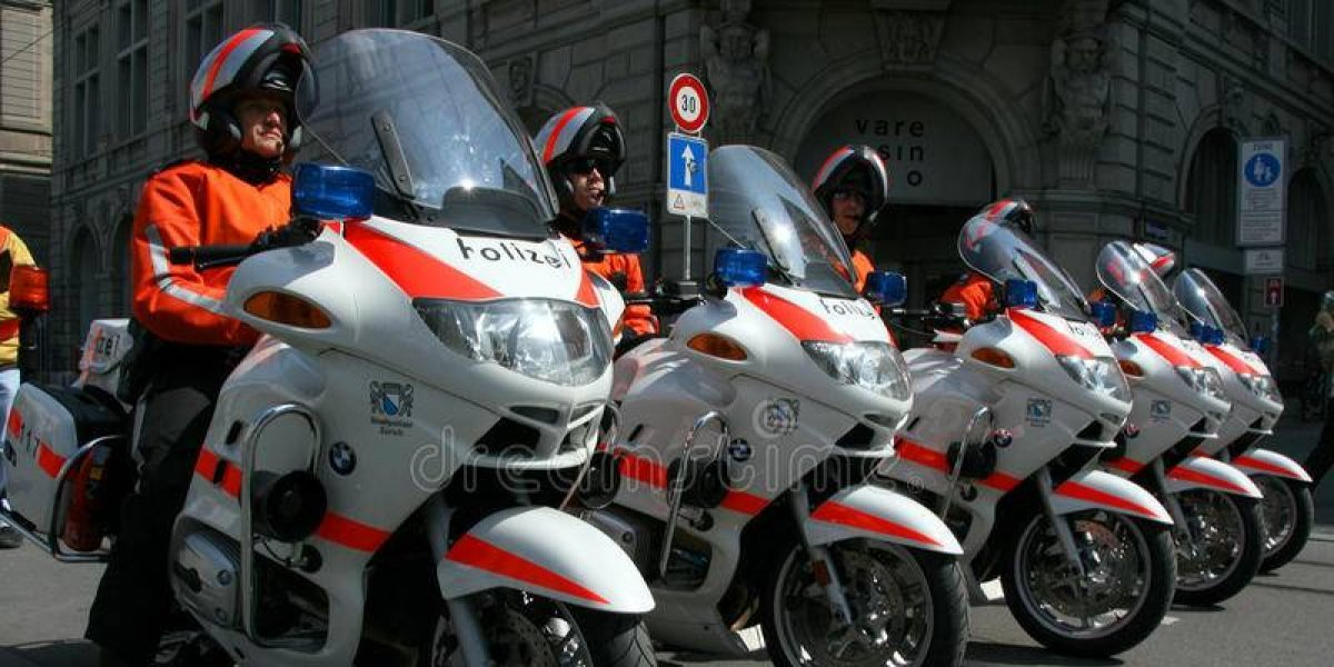 Policía Suiza apoyará a sus colegas rusos para el Mundial