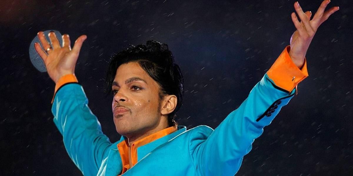 CD ao vivo de Prince será lançado em setembro