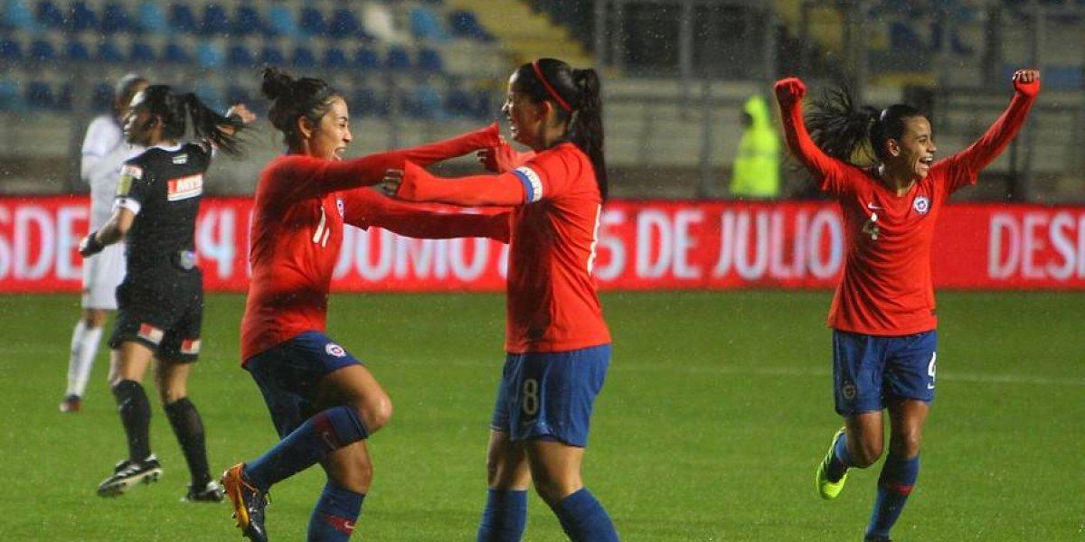Minuto a minuto: La Roja femenina supera a Costa Rica en duelo amistoso