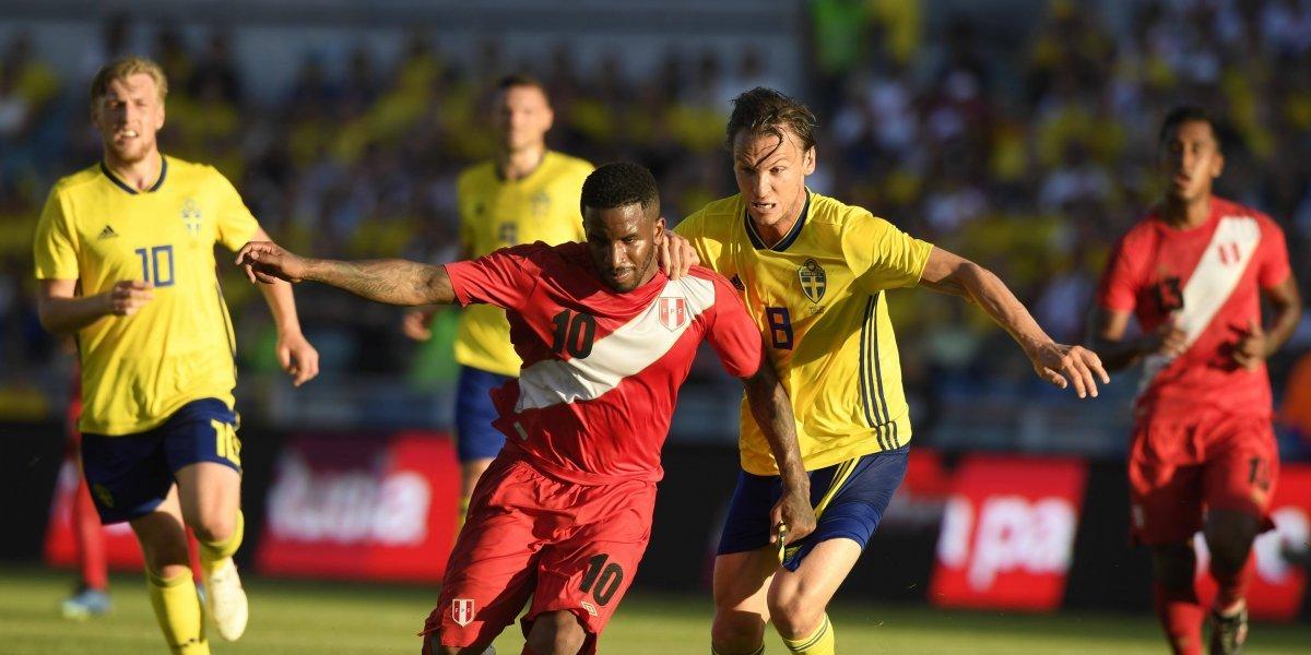 Perú tuvo la fuerza de contener a Suecia y llega motivado al Mundial