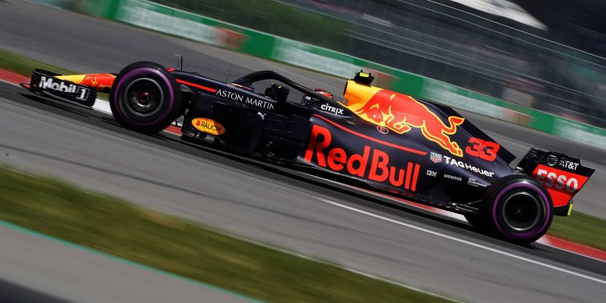 Verstappen lidera 3º treino seguido e desponta como favorito a ser pole no Canadá