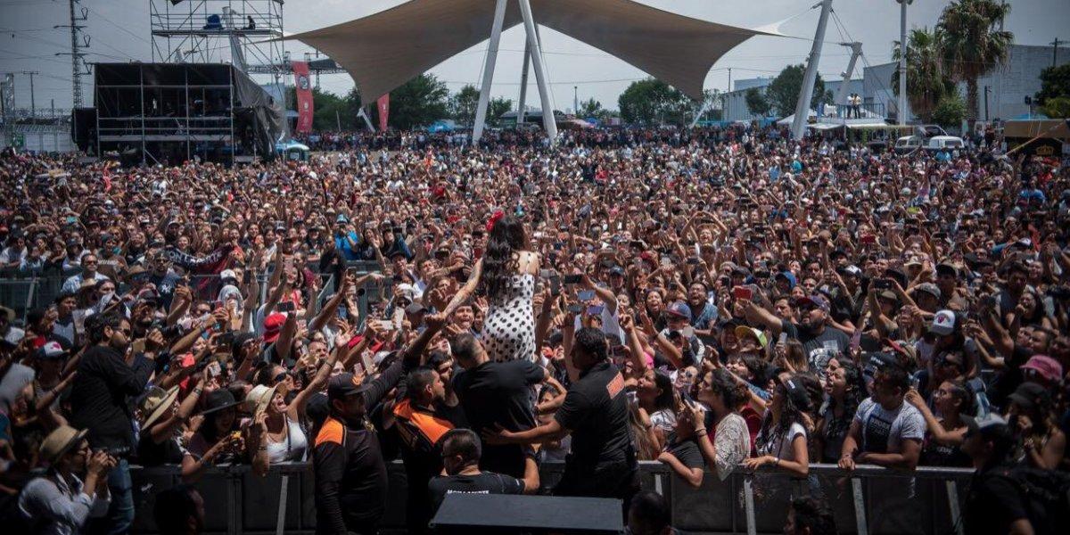 El Festival Cosquín Rock le gana al clima en Jalisco