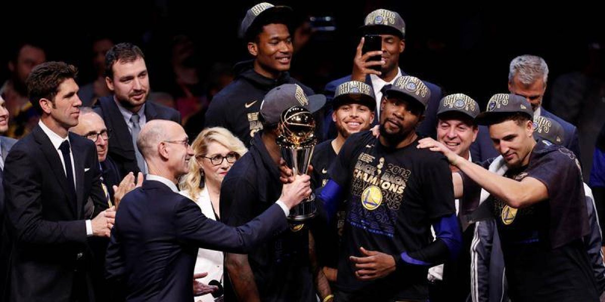 Final NBA: Warriors una dinastía; a seguir los pasos al Rey