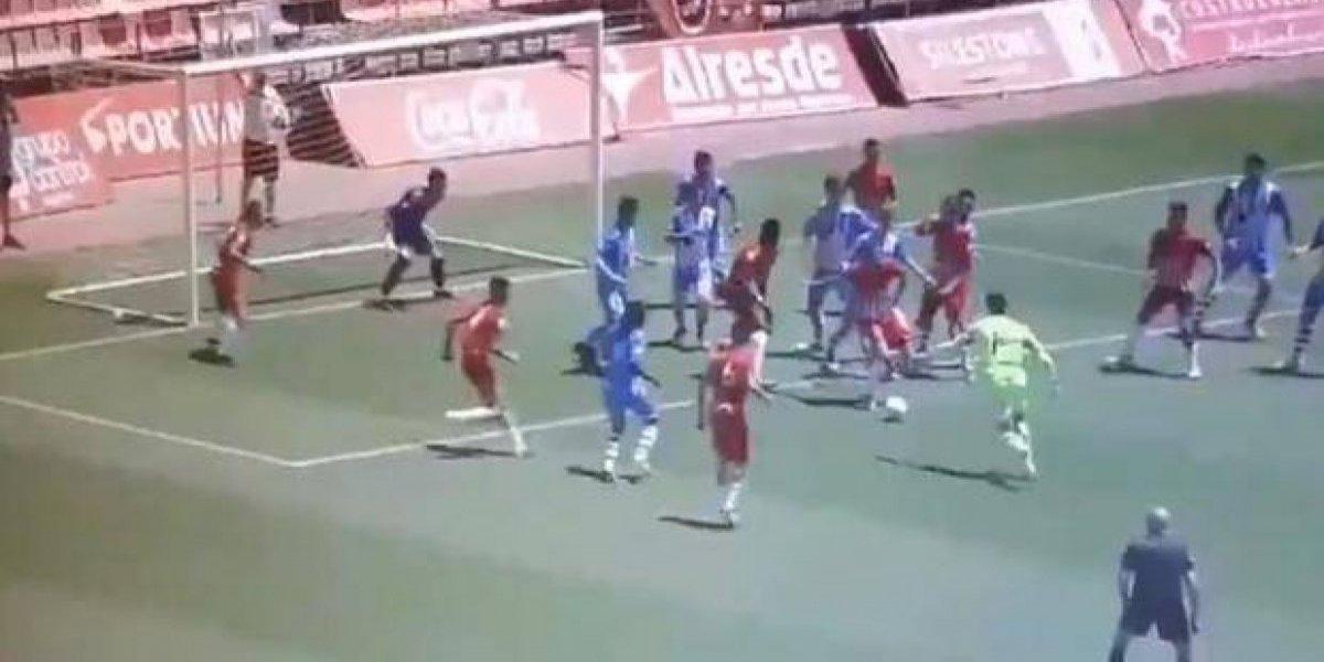 Portero del Almería B anota de último minuto para mantener aspiraciones de ascender