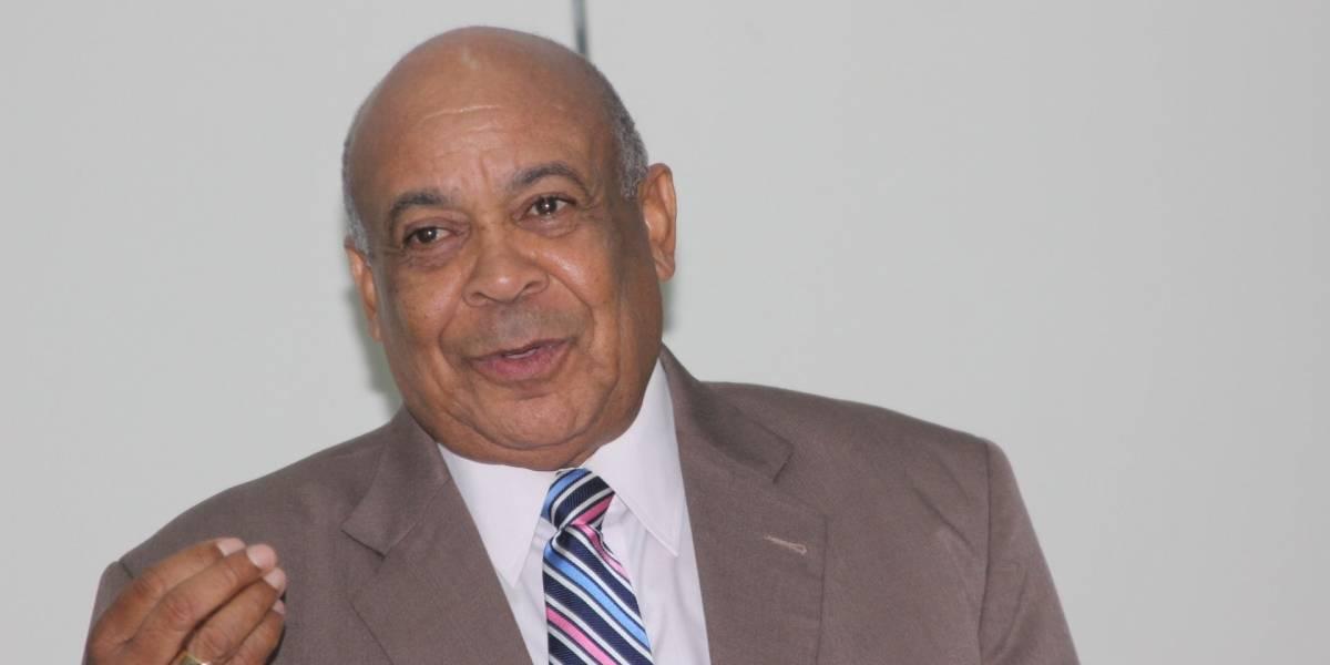 """García Duvergé dice que el PRD """"está en cuidados intensivos, pero aún vive"""""""