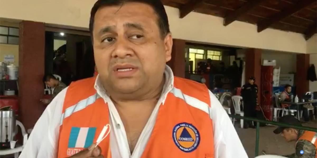 VIDEO. Es falso que se empaquen víveres en bolsas con logotipo del Gobierno, asegura concejal de Alotenango