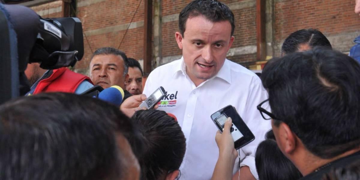 Anaya y Barrales 'sienten pasos' de autoridades, asegura Arriola
