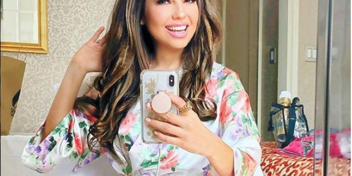 Thalía presume en redes sociales el nuevo deporte que practica