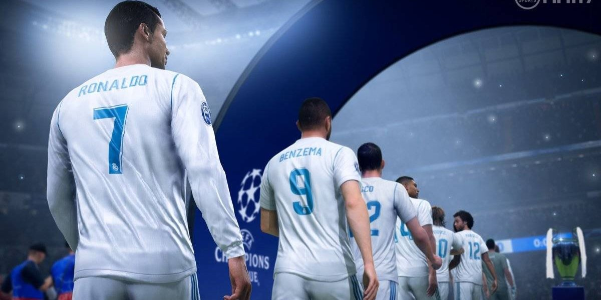 Champions League, la principal novedad del FIFA 19