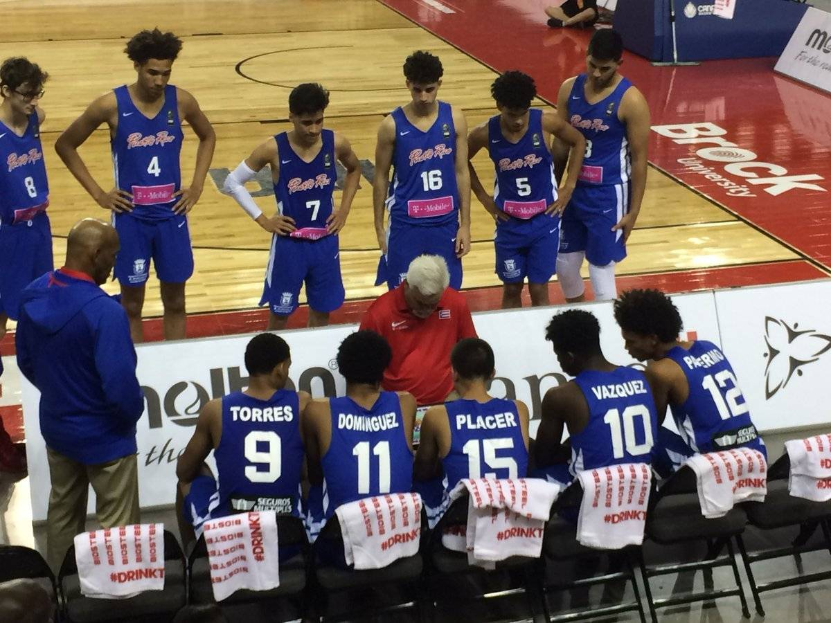 Sub-18 - Campeonato FIBA