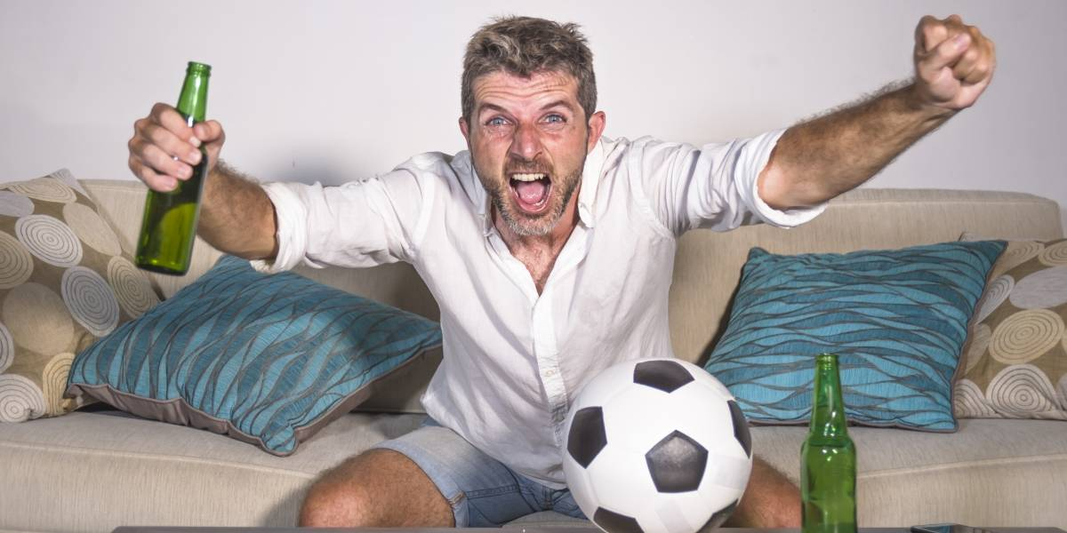 Mundial: tips para papás que aman el futbol