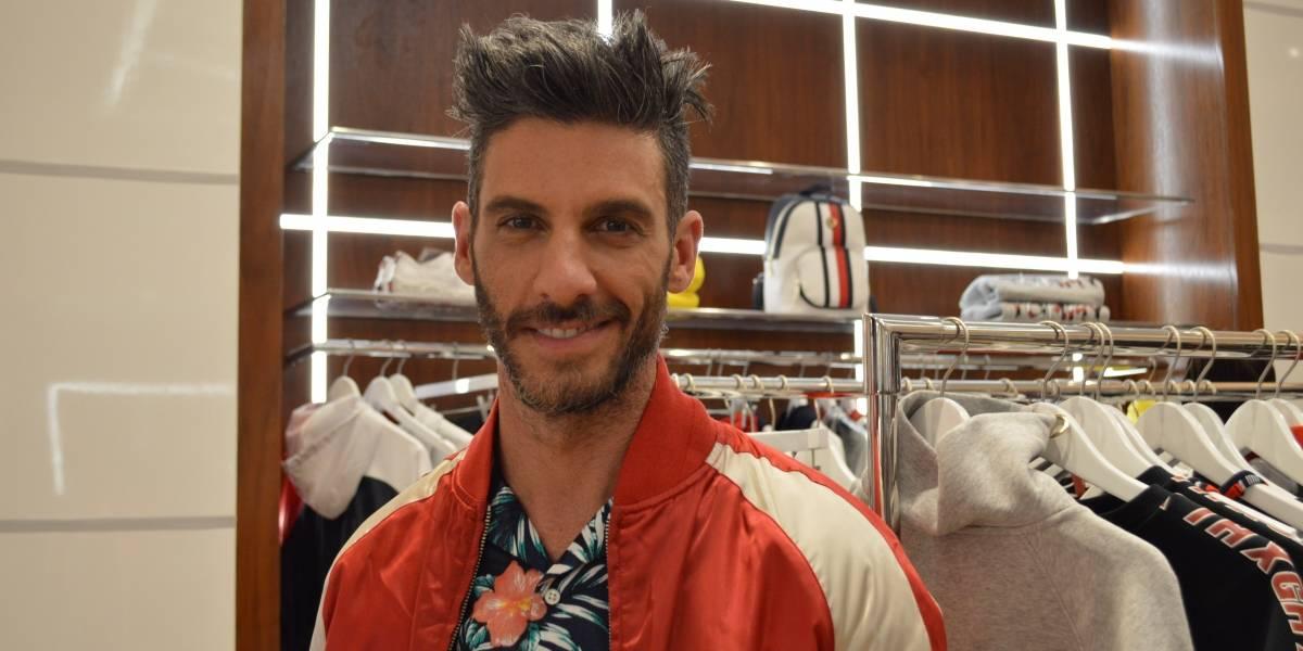 Erick Elías: un padre de familia a la moda
