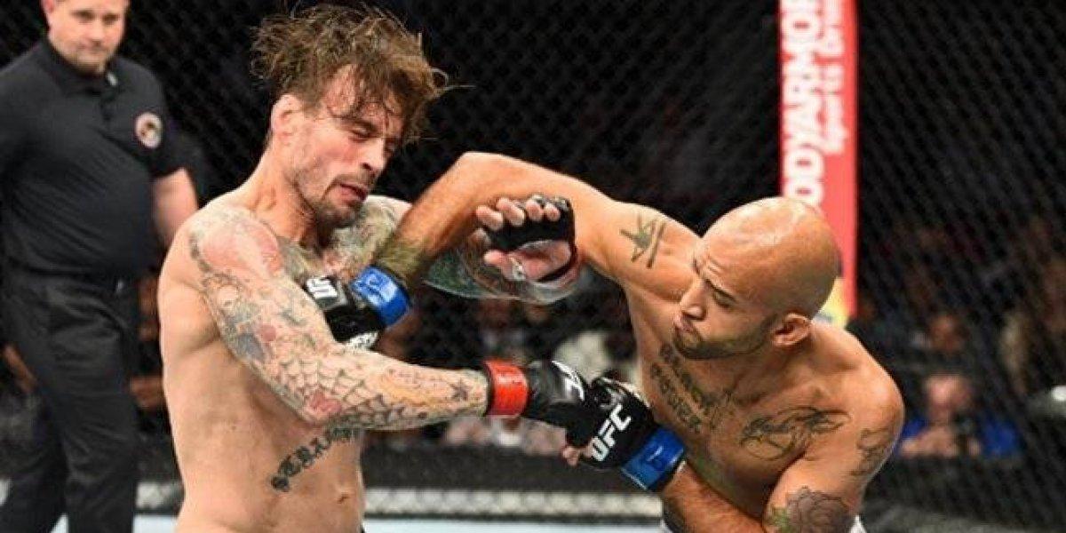 CM Punk volvió a perder y quedó en duda su continuidad en la UFC