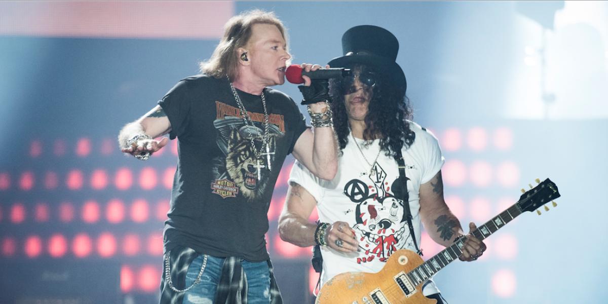 Guns N' Roses toca un cover de… ¿Velvet Revolver?