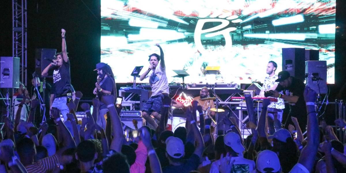 Celebran juntos la música y el deporte en festival Sixth Man NBA