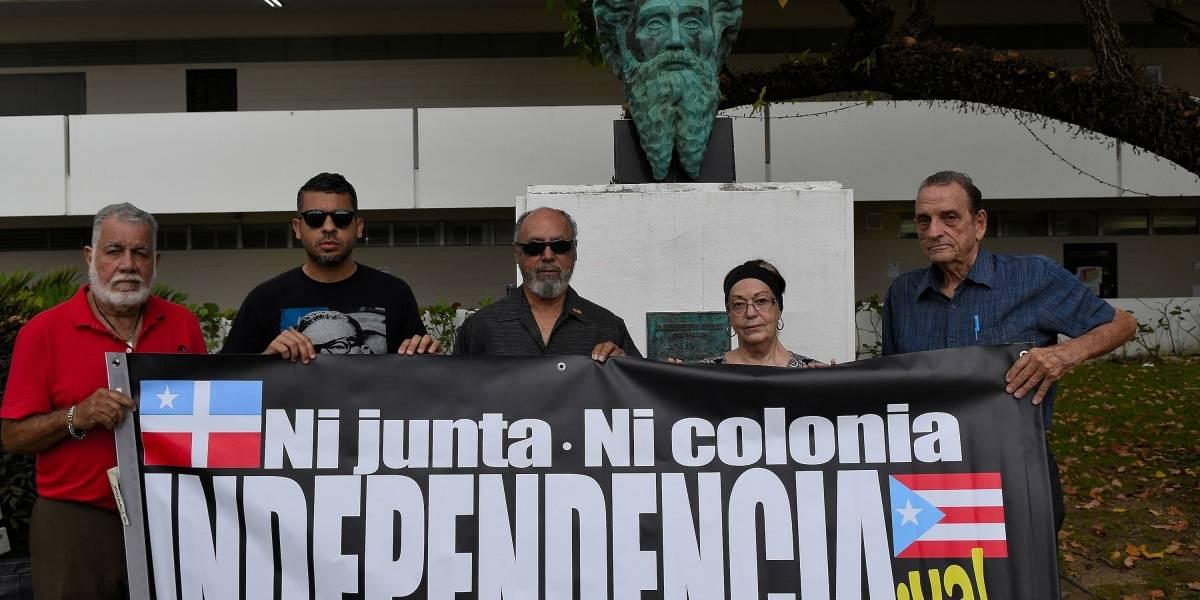 """Esperan miles de personas en """"Marcha Independencia ¡Ya!"""""""