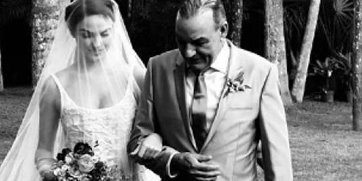 Isis Valverde se casa com André Resende em espaço luxuoso no interior do Rio de Janeiro