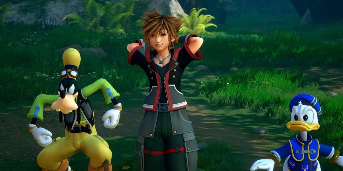 Kingdom Hearts III finalmente tiene fecha de lanzamiento