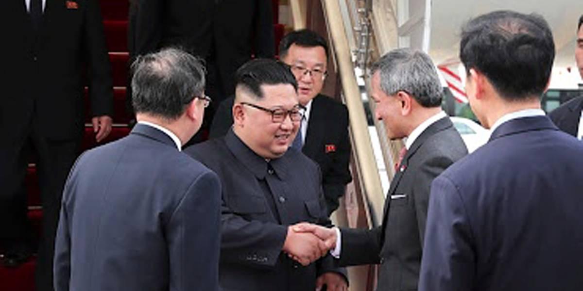 El mundo entero observa: Donald Trump y Kim Jong-un ya se encuentran en Singapur para la histórica cumbre