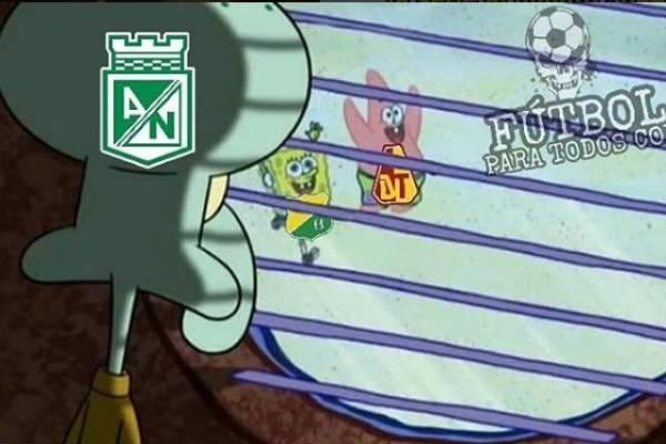Memes de la final de la Liga Águila