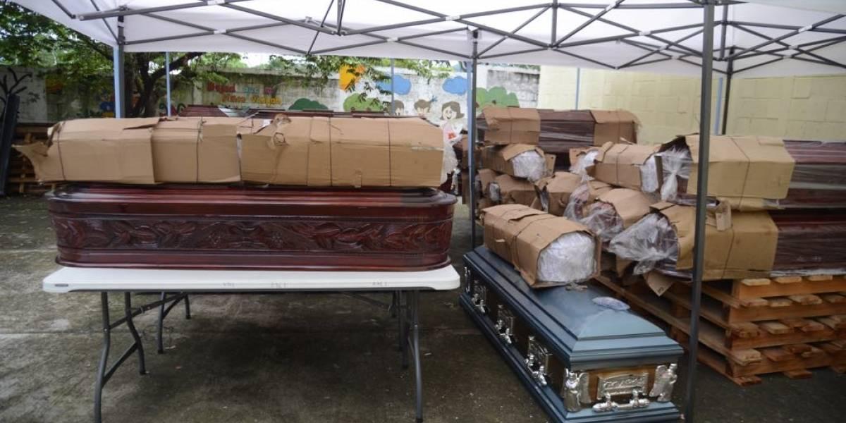 Concluye búsqueda de víctimas tras erupción de volcán de Fuego — Guatemala