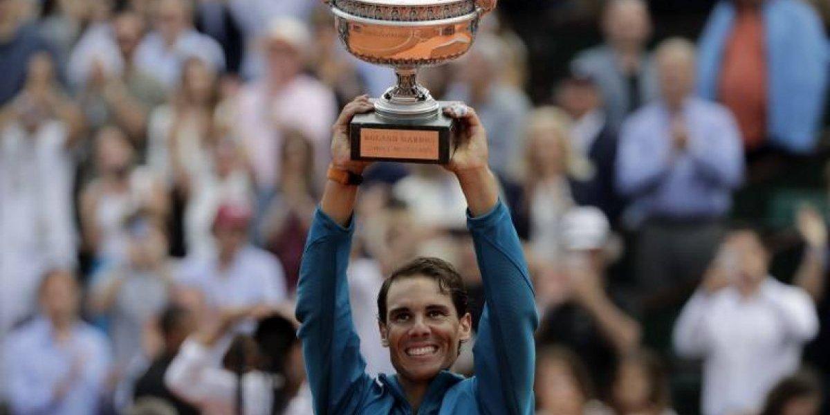 Nadal, lo hace de nuevo, ¡campeón del Roland Garros!