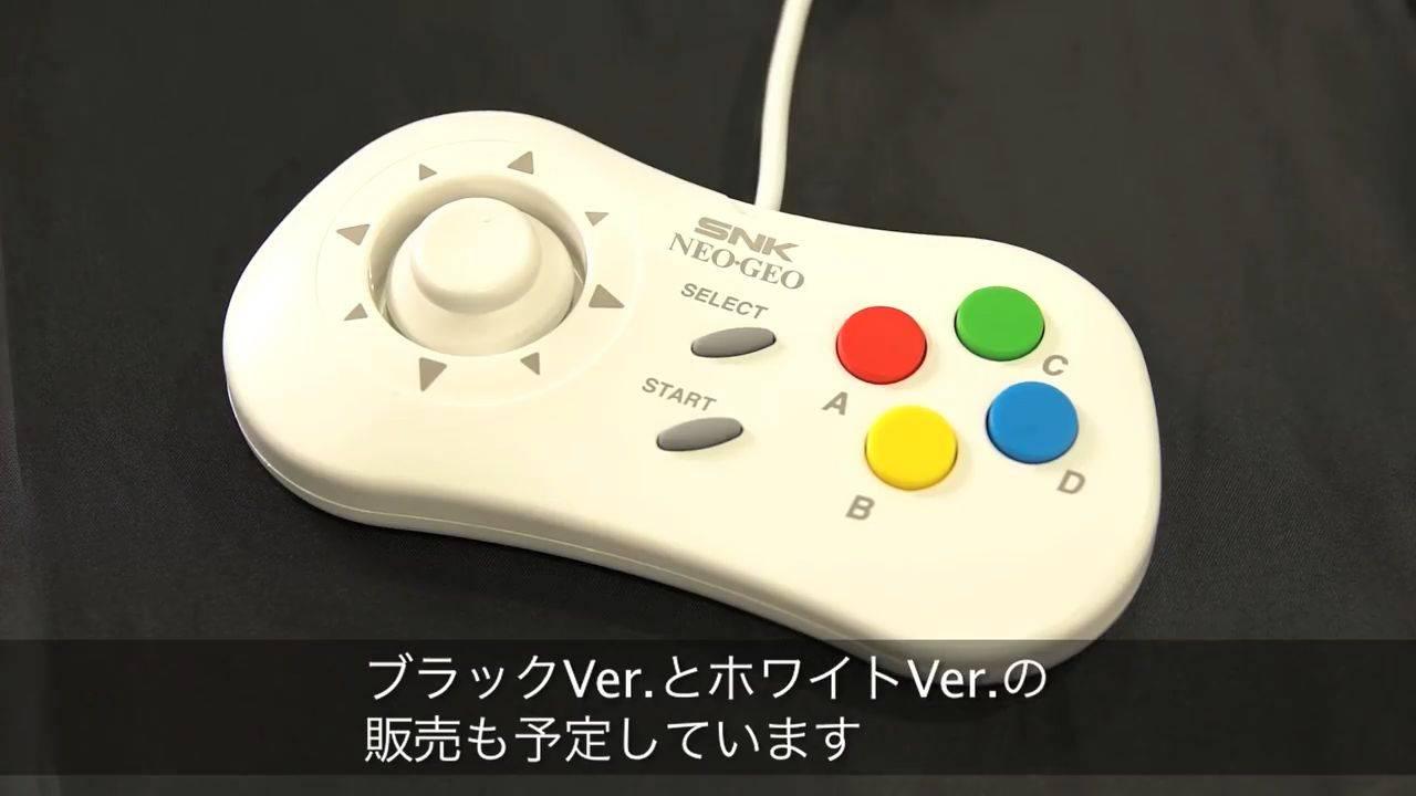 Neo Geo Mini Pad