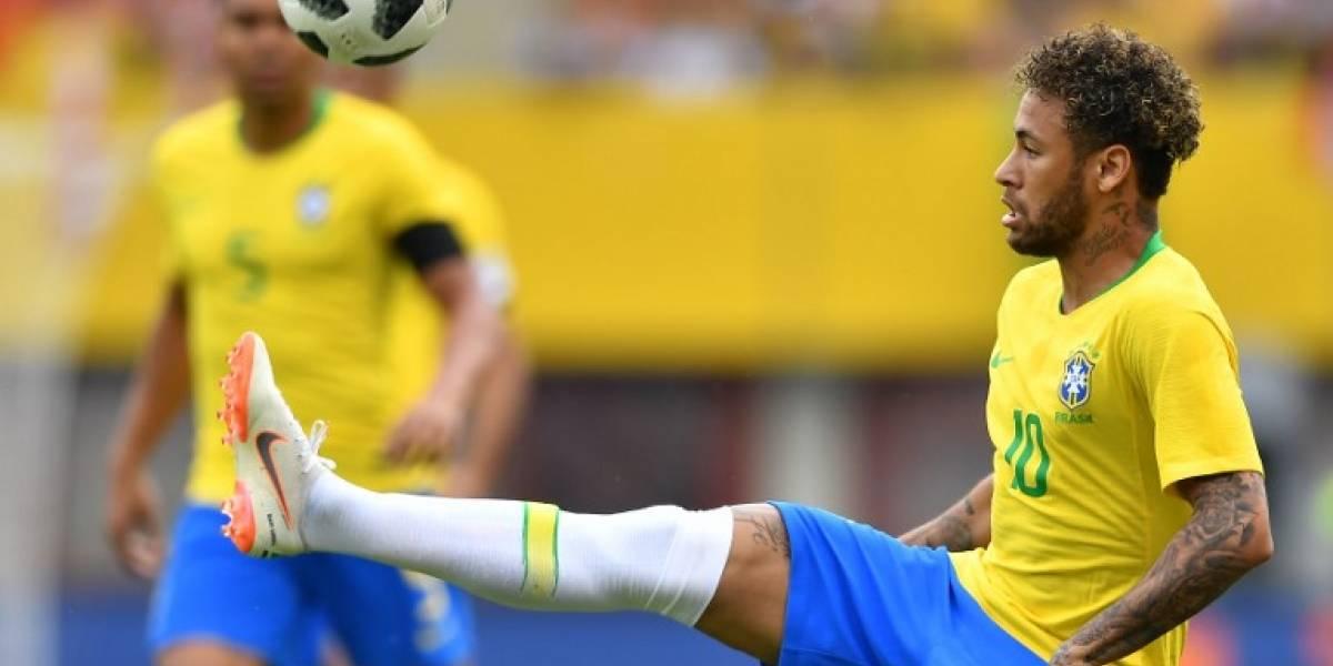 Neymar consigue igualar récord que tenía un legendario jugador brasileño