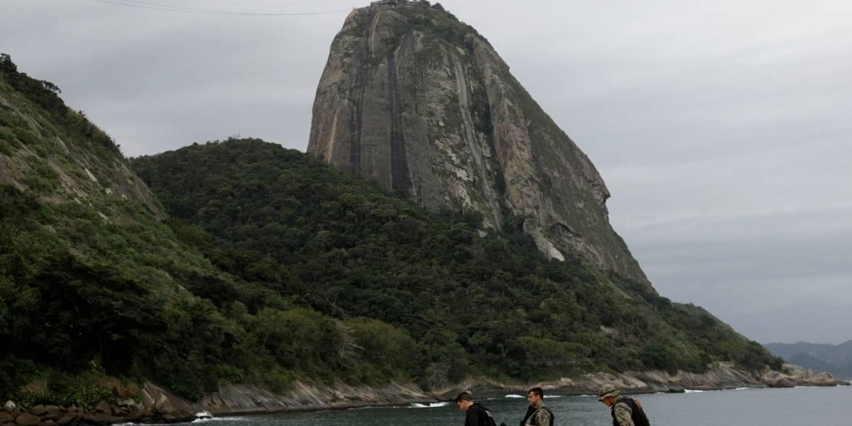 Após confronto que parou Bondinho, seis corpos são encontrados em mata no Rio