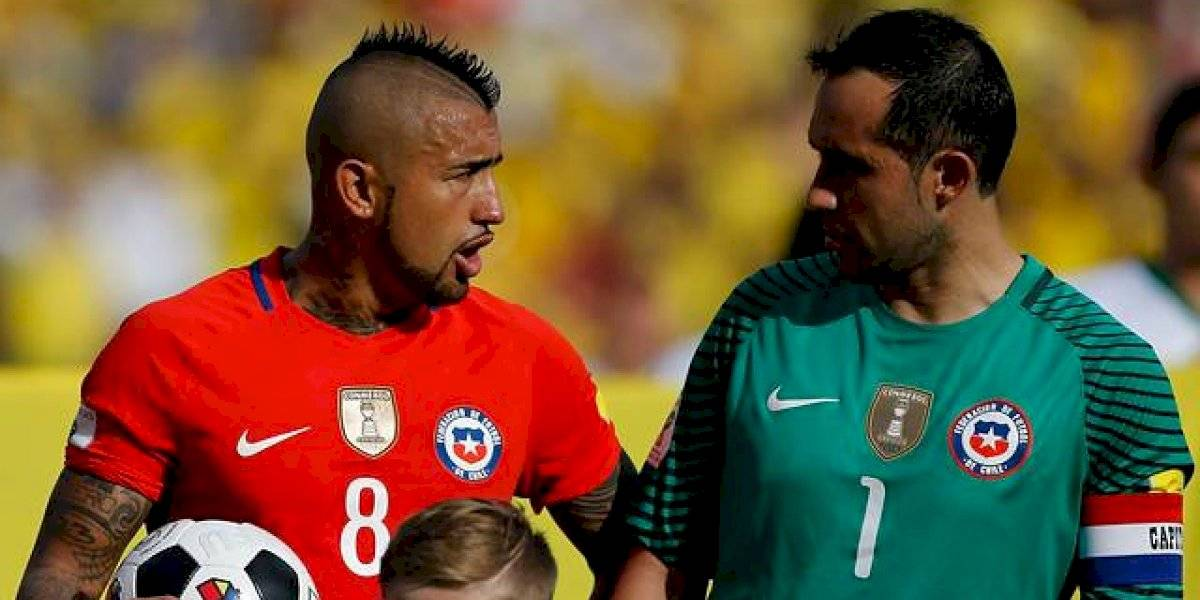 Vuelve Bravo, pero sin Medel y Vidal: No habrá reencuentro entre los referentes de la Roja