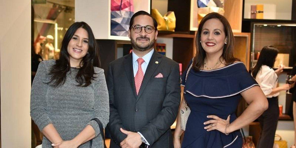 #TeVimosEn: Purificación García inaugura su primera tienda en RD