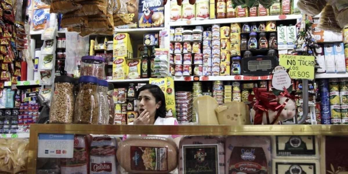 Inflación desata piratería de alimentos en México