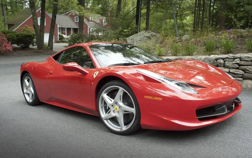 Ferrari Dreamstime