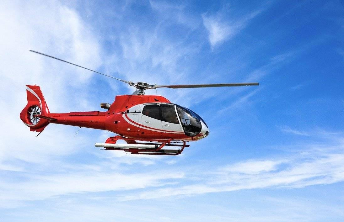 Helicóptero. Especial