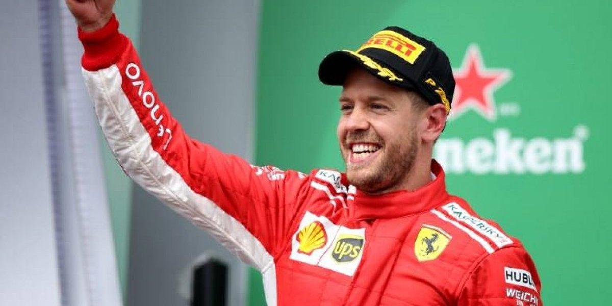 VIDEO. Vettel conquista Canadá y lidera la temporada de Fórmula Uno