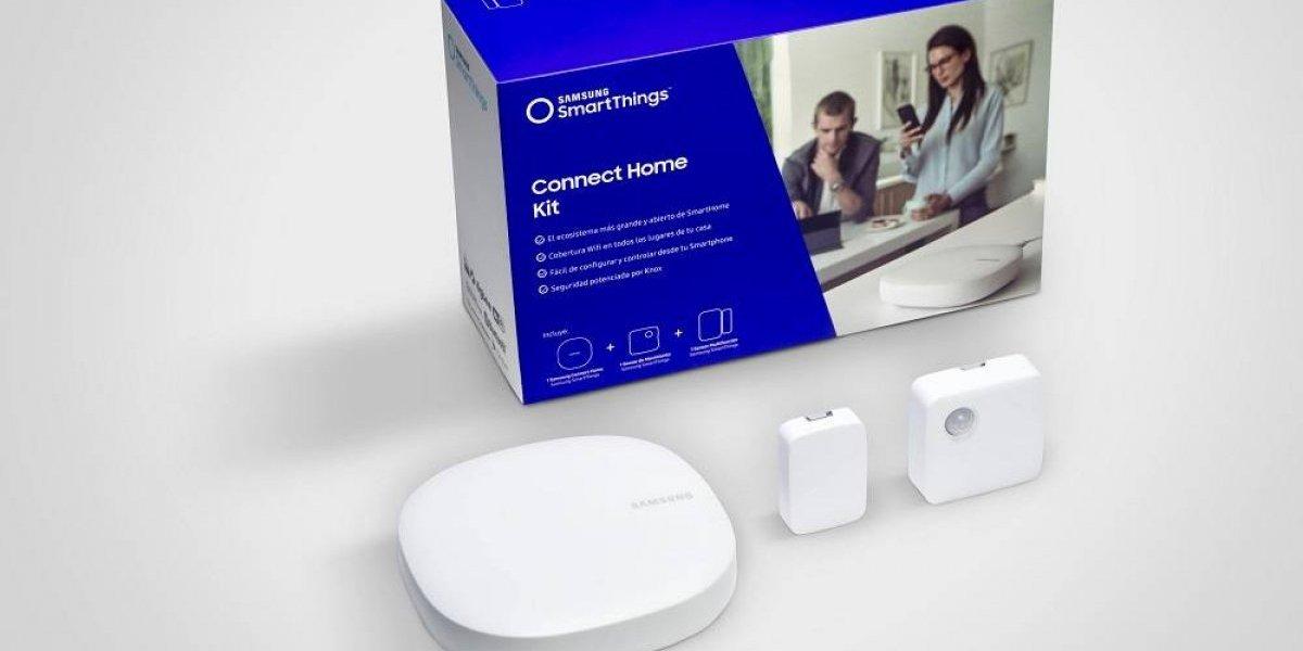 Internet de las Cosas 101 con Samsung SmartThings [FW Labs]