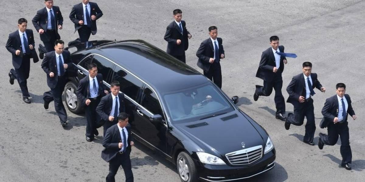 Quem são os guarda-costas de Kim Jong-un?