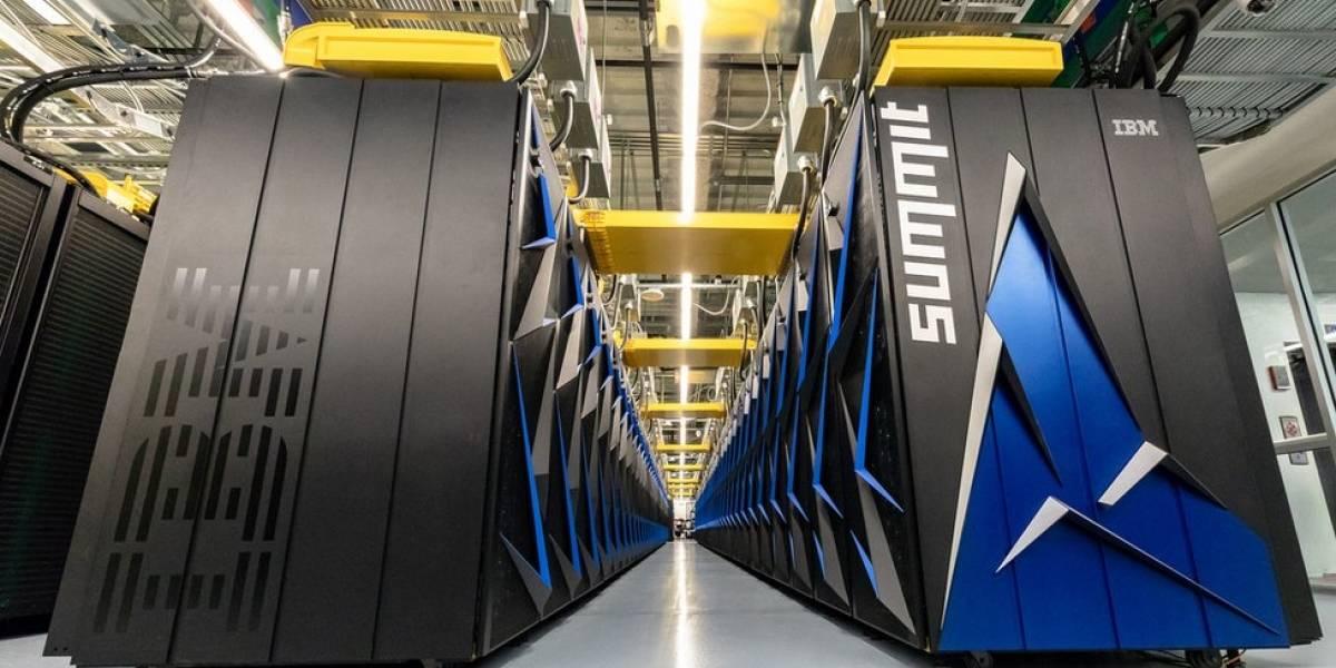 EEUU presenta la supercomputadora más rápida del mundo — Vídeo