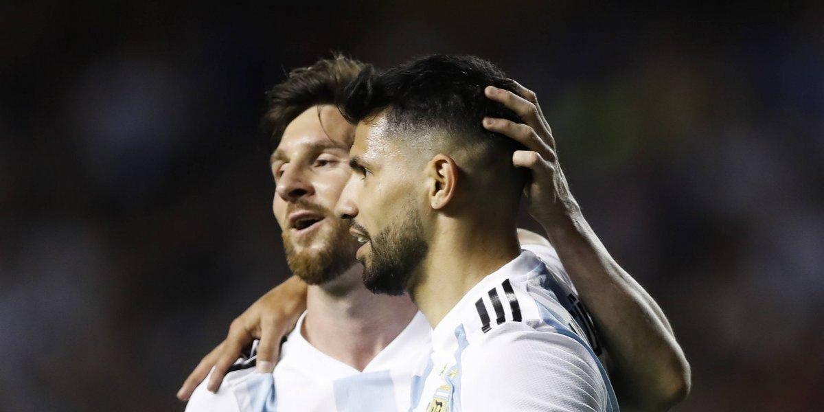 ¡Argentina no tiene paz! Circulan audios y videos que comprometen a Messi y Agüero