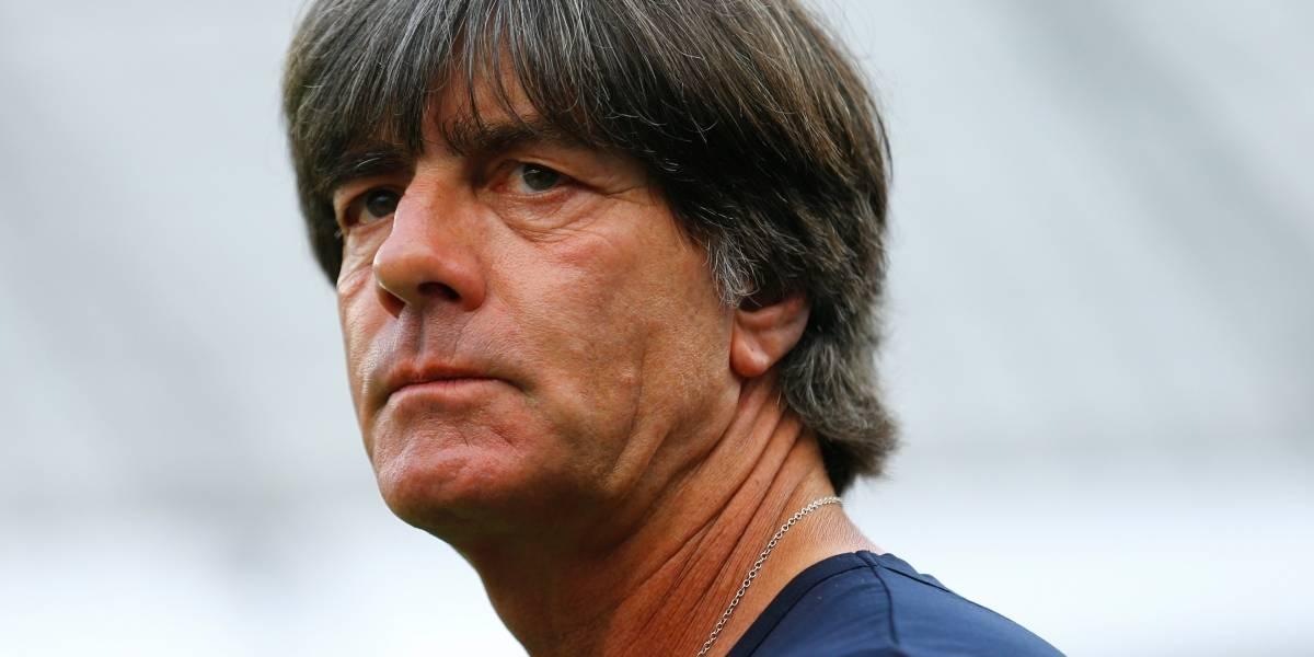 'Todas as seleções querem ganhar de nós', diz técnico da Alemanha