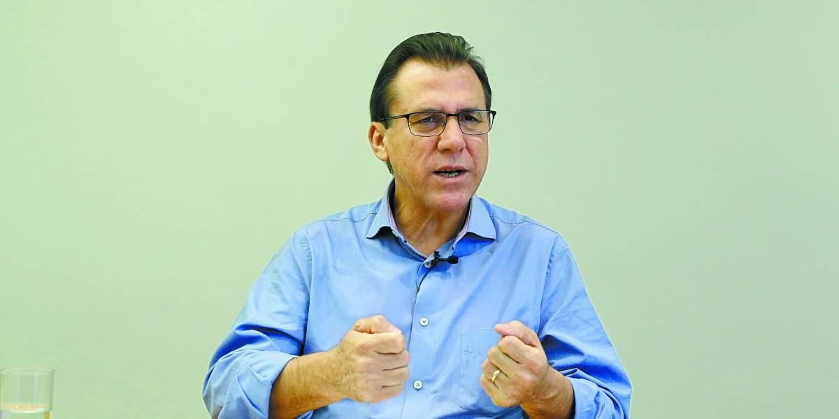 """'É preciso planejar para resolver"""", diz Luiz Marinho"""