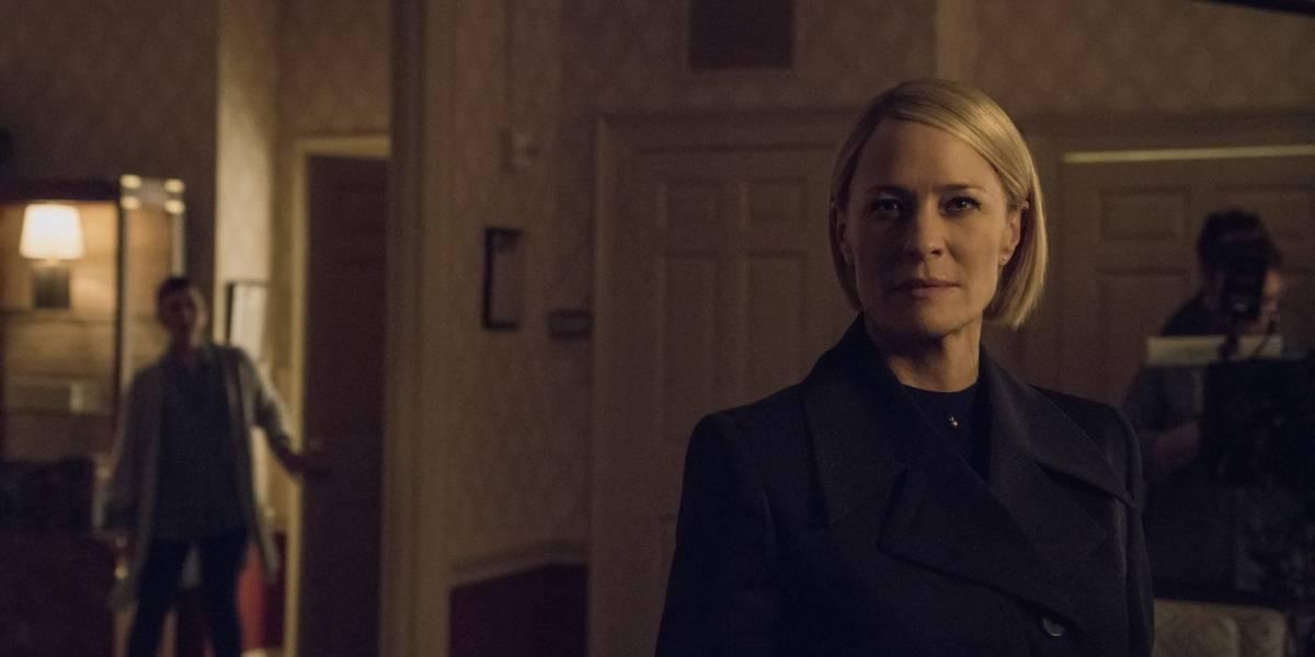 Netflix divulga primeiras imagens da última temporada de House of Cards