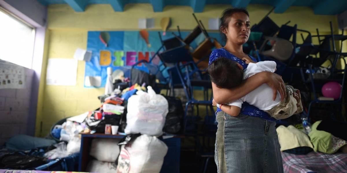 ¿Dónde vivirán las familias sobrevivientes de la tragedia del volcán de Fuego?