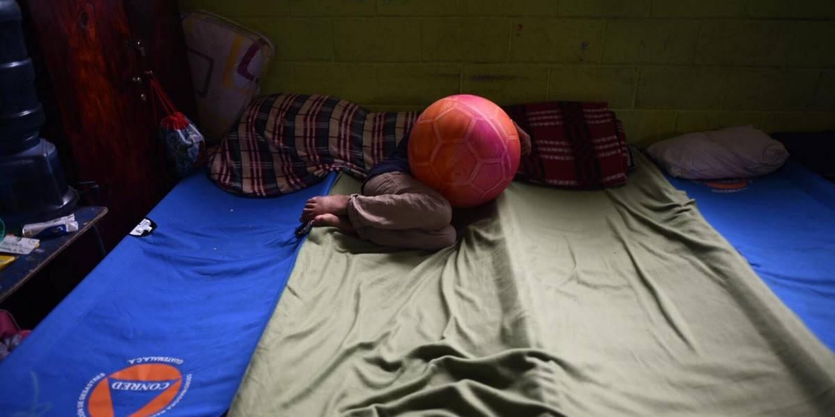 Prevén habilitar campamentos temporales para afectados por la erupción