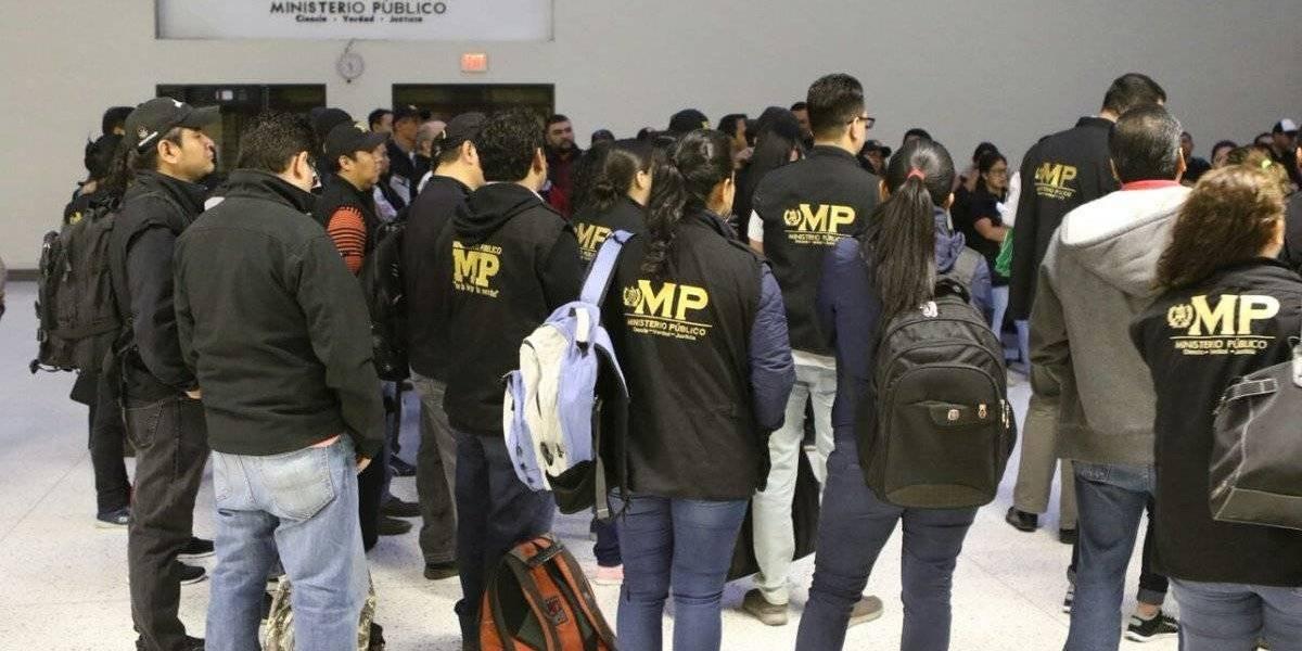 Destituyen a trabajadores del Ministerio Público que aspiran a cargos públicos