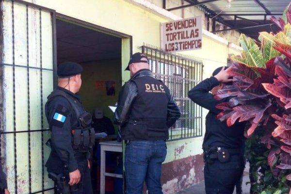 allanamientos contra trata de personas